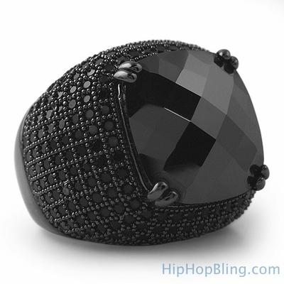 Black Out Bling Bling Ring