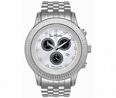 Joe Rodeo Sicily Watch Silver