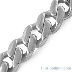 Medium Stainless Steel Bracelet