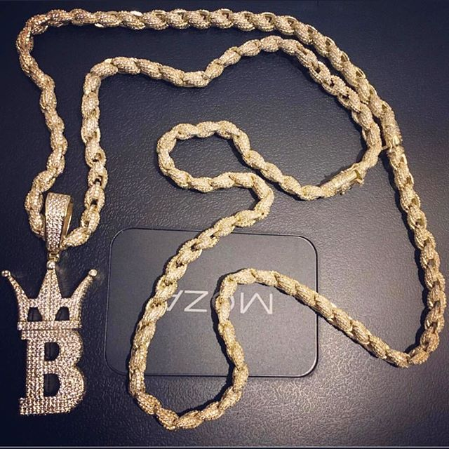 That rope chain, luxury hip hop jewelry since 2003