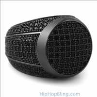 Black Hip Hop Ring