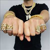Peep the new rings from Hip Hop Bling - new year, new rings, new collection