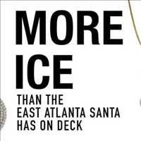 We've got more ice than East Atlanta Santa, peep our jewelry at hiphopbling.com
