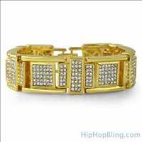 Gold Bling Bling Bracelets