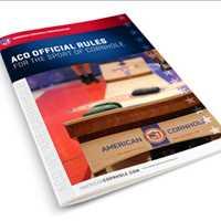 ACO Official Cornhole Rules