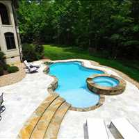 Troutman NC Custom Inground Luxury Concrete Swimming Pools By CPC Pools Call - 704-799-5236