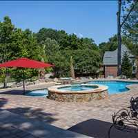 Troutman North Carolina Custom Luxury Concrete Pools By CPC Pools Call - 704-799-5236