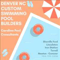 Best Swimming Pool Installer Denver NC Carolina Pool Consultants 704-799-5236