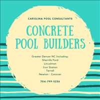 Best Swimming Pool Builder Denver NC Carolina Pool Consultants 704-799-5236