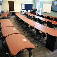 Shop Custom Collaboration Learning Tables For The Classroom from SMARTdesks 800-770-7042