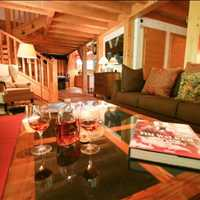 Chalet Conca Vacation Rental Chemin du Giroux,, St Gervais, 74190