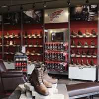 Red Wing Composite Toe for Women