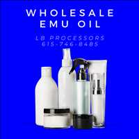 Premium AEA Certified Wholesale Bulk EMU Oil LB Processors 615-746-8485