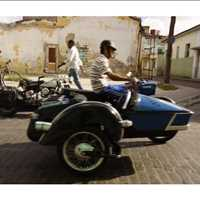 Cuban Motorcycle tour
