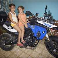 Everyone loves Moto Discoveries Cuban Motorcycle Tours