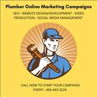 Superior Online Marketing Campaigns for Plumbers Findit 404-443-3224