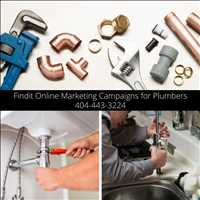 Improve Online Presence Plumbing Company Online Marketing Campaigns Findit 404-443-3224