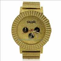 Lemonade CZ Bling Bling Watch