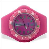 Fashion Jelly Band Watches