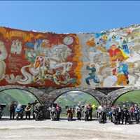 Caspian Sea Motorcycle Tours