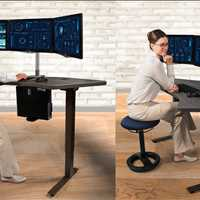 High end ergonomic classroom furniture for greater productivity