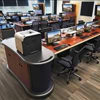 SMARTdesks Custom Builds Ergonomic Classroom Furniture for your School Call 800-770-7042