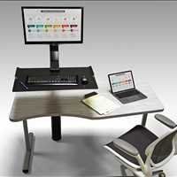 High productivity ergonomic furniture for the classroom 800-770-7042