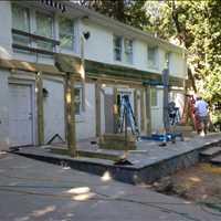 Decks Renovation in Savannah Georgia
