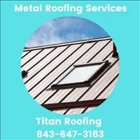 Seabrook Island Experienced Metal Roofing Contractor Titan Roofing 843-647-3183