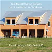Experienced Seabrook Island Metal Roofing Company Titan Roofing 843-647-3183