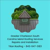 Best Metal Roofing Contractor Seabrook Island Titan Roofing 843-647-3183