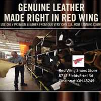 Steel Toe Boots Red Wing