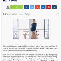 Share Yoga Moves On Findit And Help More People Experience Yoga