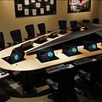 Professional Custom Collaboration Conference Tables SMARTdesks 800-770-7042