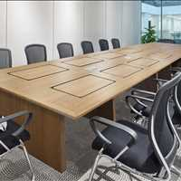 Multi Purpose Custom Collaboration Conference Tables SMARTdesks 800-770-7042