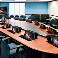 Modern Custom Collaboration Conference Tables SMARTdesks 800-770-7042