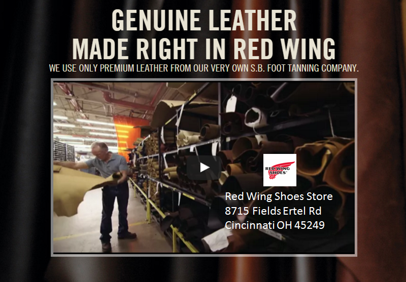 Red Wing Shoes Store West Chester | Mason OH