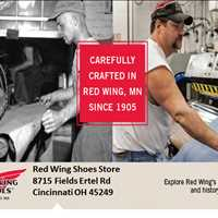 Red Wing Shoes Store in Mason OH