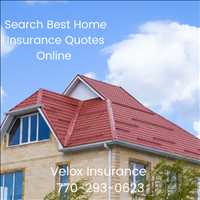 Search Best Home Auto Insurance Rates Online  Velox Insurance 770-293-0623