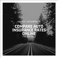 Compare Home Auto Insurance Rates Online Velox Insurance 770-293-0623