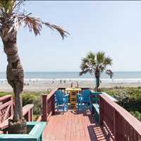 Stay at Funky Folly Beachfront Home At 919 East Arctic Avenue Folly Beach 29439 Call 843-580-3731