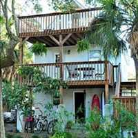 Stay At The Treehouse Vacation Rental Located At 1013 East Cooper Avenue Folly Beach South Carolina