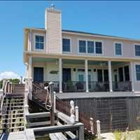 Vacation Rental Blue Waters 615 West Ashley Avenue Folly Beach South Carolina 29439 Call 843-580-373