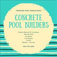 Carolina Pool Consultants Offers Professional Concrete Pool Installation Services in Denver NC