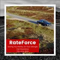 Compare Car Insurance Rates Georgia RateForce 770-674-8951