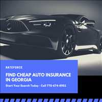 Search Georgia Car Insurance Rates RateForce 770-674-8951