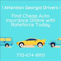 Lowest Auto Insurance Rates Georgia RateForce 770-674-8951