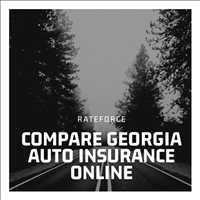Compare Georgia Car Insurance Rates RateForce 770-674-8951