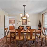Formal Dining Room 5116 Wentworth Drive Peachtree Corners Georgia 30092 404-271-6733