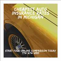Cheapest Car Insurance Rates Michican RateForce 770-674-8951